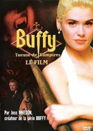Buffy The Vampire Slayer - French DVD cover (xs thumbnail)