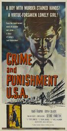 Crime & Punishment, USA - Movie Poster (xs thumbnail)