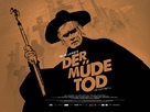 Der müde Tod - British Movie Poster (xs thumbnail)