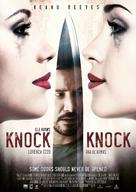 Knock Knock - Dutch Movie Poster (xs thumbnail)