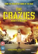 The Crazies - British DVD movie cover (xs thumbnail)