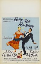 Bells Are Ringing - Movie Poster (xs thumbnail)