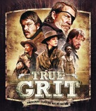 True Grit - Blu-Ray cover (xs thumbnail)