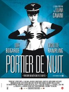 Il portiere di notte - French Movie Poster (xs thumbnail)