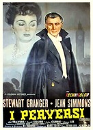 Footsteps in the Fog - Italian Movie Poster (xs thumbnail)