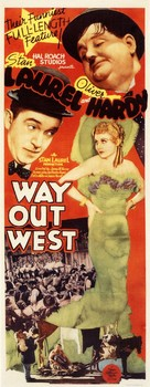 Way Out West - Movie Poster (xs thumbnail)