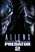 AVPR: Aliens vs Predator - Requiem - German DVD cover (xs thumbnail)