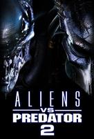AVPR: Aliens vs Predator - Requiem - German DVD movie cover (xs thumbnail)