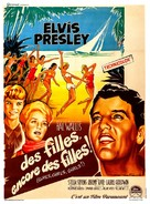 Girls! Girls! Girls! - French Movie Poster (xs thumbnail)