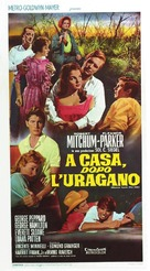 Home from the Hill - Italian Movie Poster (xs thumbnail)