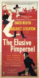 The Elusive Pimpernel - Movie Poster (xs thumbnail)