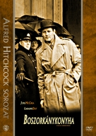 Foreign Correspondent - Hungarian DVD movie cover (xs thumbnail)