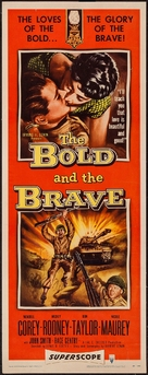 The Bold and the Brave - Movie Poster (xs thumbnail)