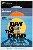 Day of the Dead - Advance poster (xs thumbnail)