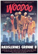 Zombi 2 - Danish Movie Poster (xs thumbnail)