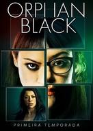 """""""Orphan Black"""" - Brazilian poster (xs thumbnail)"""