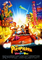 The Flintstones in Viva Rock Vegas - Spanish Movie Poster (xs thumbnail)