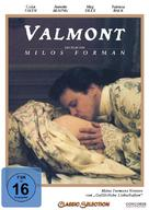 Valmont - German DVD cover (xs thumbnail)
