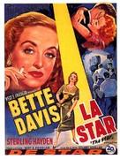 The Star - Belgian Movie Poster (xs thumbnail)