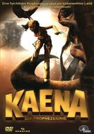 Kaena - German DVD cover (xs thumbnail)