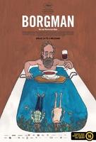 Borgman - Hungarian Movie Poster (xs thumbnail)