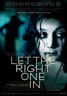 Låt den rätte komma in - Dutch Movie Poster (xs thumbnail)