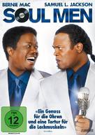 Soul Men - German DVD cover (xs thumbnail)