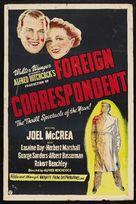 Foreign Correspondent - Movie Poster (xs thumbnail)