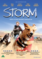 Storm - Danish Movie Cover (xs thumbnail)