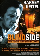 Blindside - French DVD movie cover (xs thumbnail)