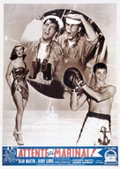 Sailor Beware - Italian Theatrical movie poster (xs thumbnail)