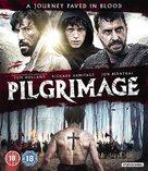 Pilgrimage - British Blu-Ray movie cover (xs thumbnail)