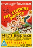 The Student Prince - Australian Movie Poster (xs thumbnail)