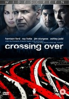 Crossing Over - British DVD movie cover (xs thumbnail)