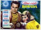 A Stolen Life - Spanish Movie Poster (xs thumbnail)