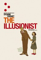 L'illusionniste - Movie Poster (xs thumbnail)