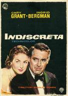 Indiscreet - Spanish Movie Poster (xs thumbnail)