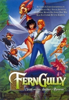 FernGully: The Last Rainforest - German Movie Poster (xs thumbnail)