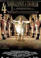 The Madness of King George - Spanish Movie Poster (xs thumbnail)