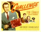The Challenge - Movie Poster (xs thumbnail)