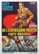 The Court-Martial of Billy Mitchell - Italian Movie Poster (xs thumbnail)