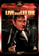Live And Let Die - British Movie Cover (xs thumbnail)