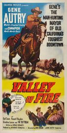 Valley of Fire - Movie Poster (xs thumbnail)