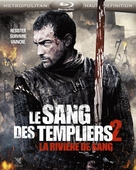 Ironclad: Battle for Blood - French Blu-Ray movie cover (xs thumbnail)