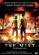 The Mist - Turkish DVD movie cover (xs thumbnail)