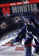 44 Minutes - German DVD movie cover (xs thumbnail)