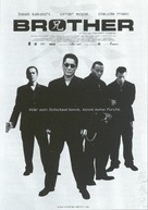Brother - German Movie Poster (xs thumbnail)