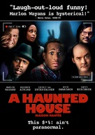 A Haunted House - Canadian DVD movie cover (xs thumbnail)