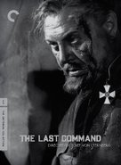 The Last Command - DVD cover (xs thumbnail)