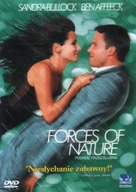 Forces Of Nature - Polish DVD movie cover (xs thumbnail)